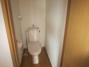 トイレは温便座 冬もあったか。
