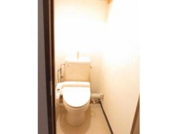 トイレは単独