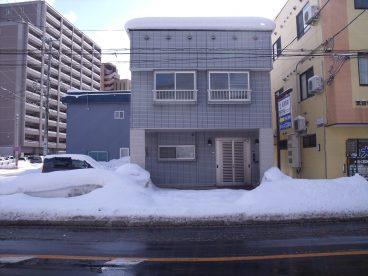 駅前町藤井住宅の外観