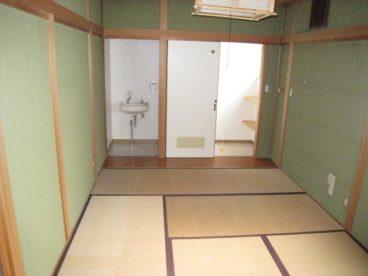 2階には和室もあります
