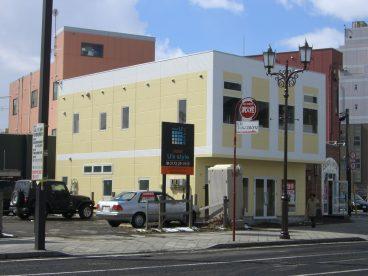 駅前藤田様貸店舗(2階)の外観