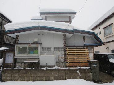 南富田町世永住宅の外観