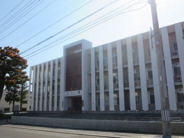 弘前大学本町キャンパスも徒歩7分
