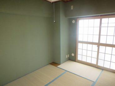和室もありますよ。客間でもよし、寝室もよし