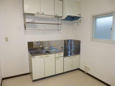 清潔感のある台所です