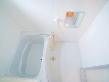 やわらかい雰囲気の浴槽ですね