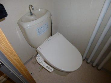 トイレは洋式