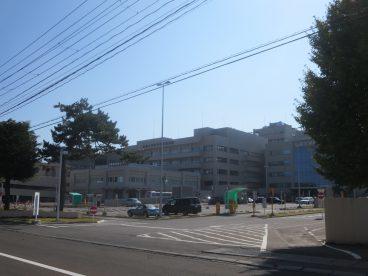 大学病院も徒歩10分以内です。