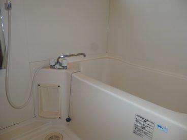 浴室も独立タイプ