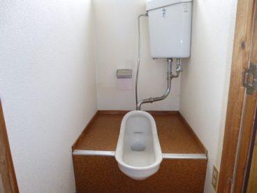 トイレは単独タイプ