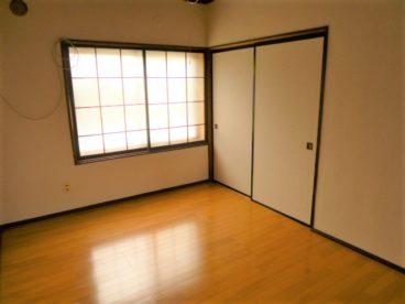 1階のお部屋です。洋室をお探しの方いかが?