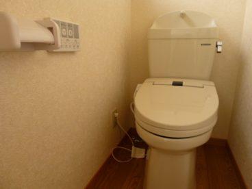 トイレも単独タイプ