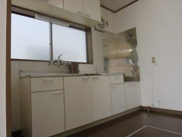 平成30年に入れ替えたキッチン
