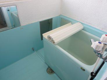 浴室はトイレと別です!