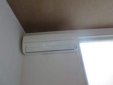 エアコンもついてます