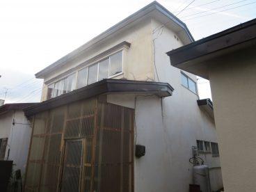平岡町成都地所住宅1号の外観