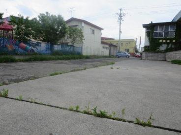 北横町葛西様駐車場の外観