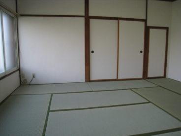 10畳の広さの和室。10畳の和室はなかなかないですよね