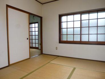 一階の畳のお部屋です。