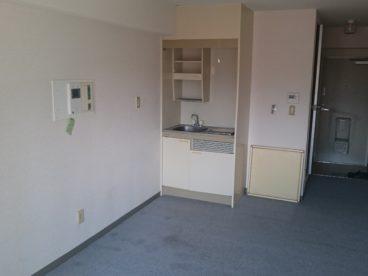 一人暮らしにちょうどいいマンションです!