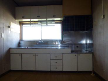 広い台所なので、色々な料理が楽しめそうです^^