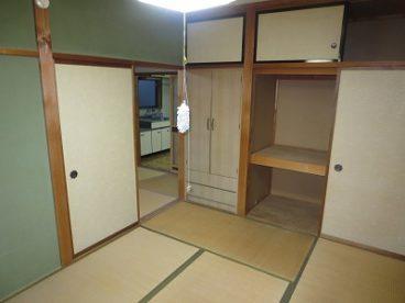 もう一つ部屋があるので、荷物置き場にしてもよし、趣味の部屋にしてもよし