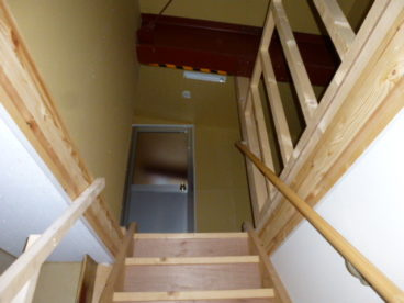 2階へ上ると・・・