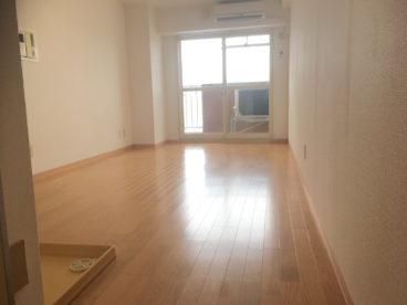 一人暮らしにちょうといいサイズのお部屋