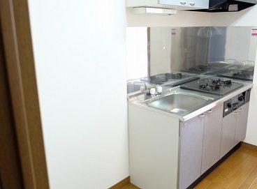 綺麗な台所ですね!