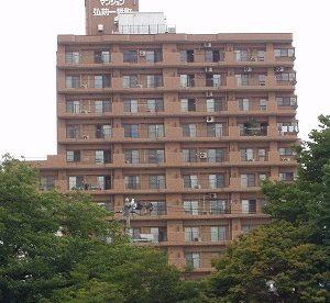 ライオンズマンション弘前一番町 1003号室の外観