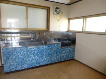 キッチンもこんなに広いんです!
