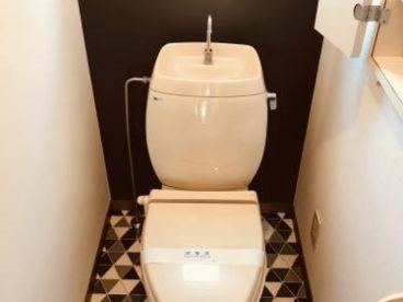 WC!洋式トイレです。