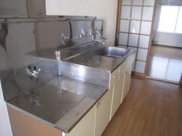 キッチンはこんな感じです♪