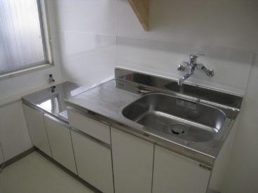 台所はこんな感じです