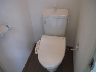トイレは単独洋式