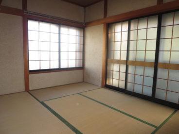 自然素材・調湿効果・クッション効果の良い畳のお部屋