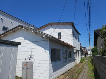 中田ハウスの外観