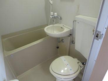 浴室・トイレはUB