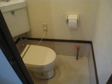 トイレも当然、ございます。
