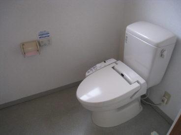 トイレも完備