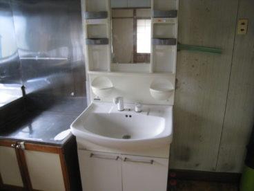 洗面台もございます!