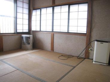 こちらは2階の和室です。
