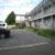 弐番館駐車場の外観