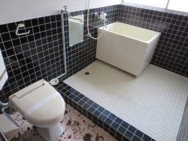 風呂トイレはこんな感じです。