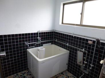 お風呂は広々です^^