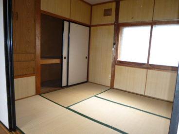 2階の和室です