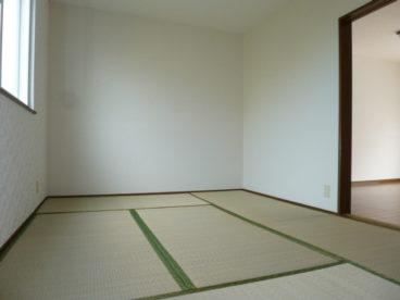 和室があると落ち着きますね!